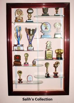 trophies - salih