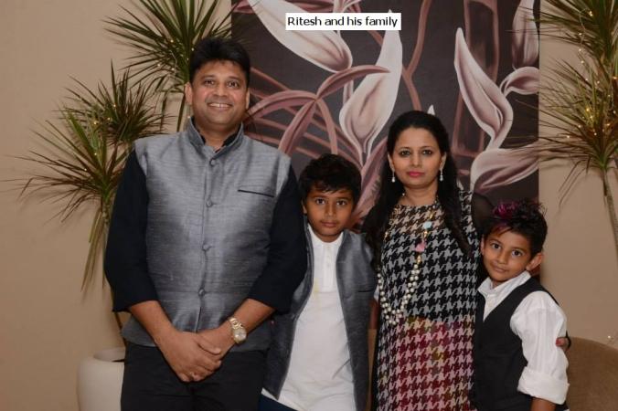 Ritesh family