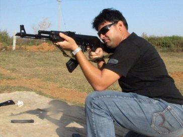 ritesh gun
